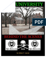 Yale University - Behind the Scenes