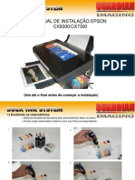 Manual CX8300