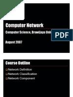 Computer Network - #01