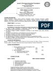 Course Guide in ECEF 5513 Eteeap (ELLAZAR)