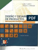 Diseño y desarrollo de productos Ulrich-Eppinger