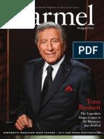 Carmel Magazine / IGOR Article