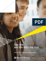 Ernst & Young_Internship Brochure