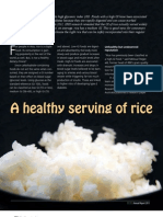 IRRI AR 2011 - A Healthy Serving of Rice