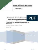 practica n°7