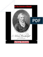 About the Horror of Death - Adam Weishaupt