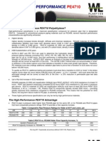 What is High-Performance PE4710