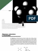 3cap 6 Alquenos, Estructura y Reactividad