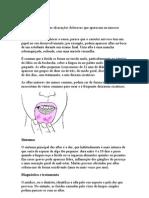 As aftas são pequenas ulcerações dolorosas que aparecem na mucosa bucal