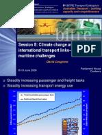 2008 Transport Colloquium David Cosgrove