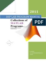 Dsp Manual