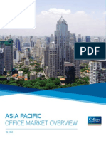 Asia Pacific Office Market Overview  1Q 2012