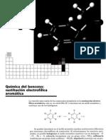 3CAP 16 Química del benceno, sustitución electrofílica (NXPowerLite)