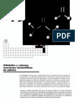 3cap 19 Aldehidos y Cetonas, Reacciones Nucleofilicas de Adicion (Nxpowerlite)