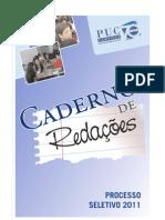 Caderno de Redacoes - PUC-Campinas 2011