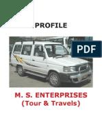 MS Enterprises Profile