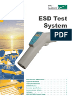 ESD Test System