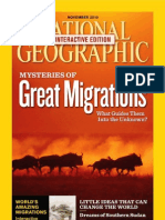 National Geographic Interactive 2010-11