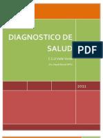 Dx de Salud C.S. Valle Verde