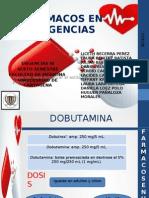 Farmacos en Urgencias