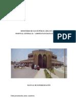 Manual de Esterlizacion