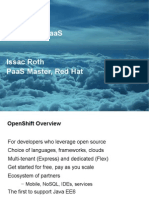 Red Hat OpenShift August