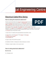 Electricneutron_how to Sizing a Wire-cable