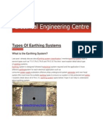 Electricneutron-Types of Earthing Systems