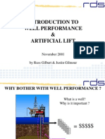 Well Performance and Artifical Lift Rev 3