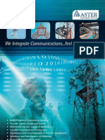 Aster Brochure Telecom