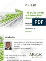 DDoS Threat to Clouds