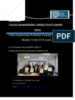 VECG Module 1 Workshop