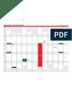 Alpha Singapore's Training Calendar 2013