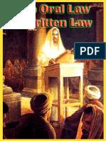 ORAL LAW, its Origin & Development