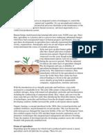Agro Industry Scenario