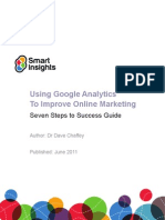 7 Steps Google Analytics Guide