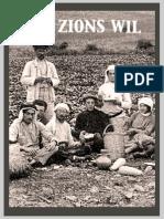 Om Zions Wil ~ Christelijk bezien – Hubert_Luns