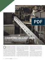 Green Cement Tech