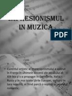 Impresionismul in Muzica