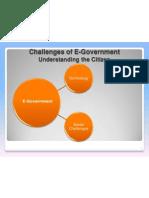 Challenges of E-Gov. Understanding the Citizen_FINAL