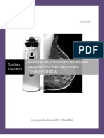 Digital Breast Tomosynthesis