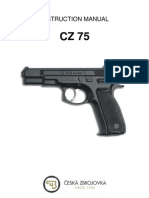 Instruction Manual Cz 75 En