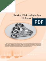 3. Reaksi Elektrolisis Dan Hukum Faraday