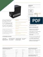 Battery Spec Sheet