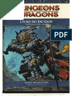Dungeons & Dragons-Livro Do Jogador