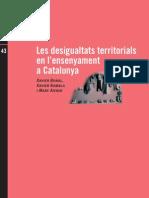 Desigualtats Institucionals Politiques Catalunya