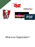 1 Organization