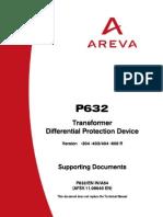 areva p632 electrical connector dimension rh scribd com