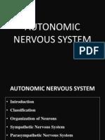 16869058 Autonomic Nervous System
