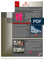 Marketing Newsletter - Agosto 2012
